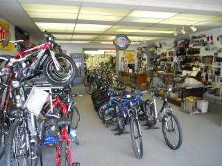J&D Bicycle Shop - Jefferson City, Missouri
